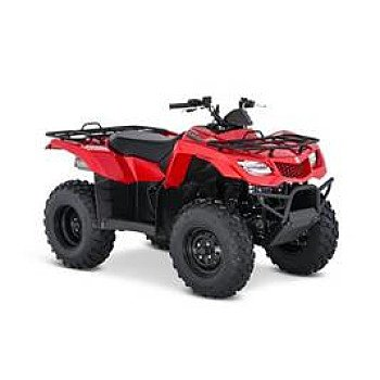 2019 Suzuki KingQuad 400 for sale 200651325